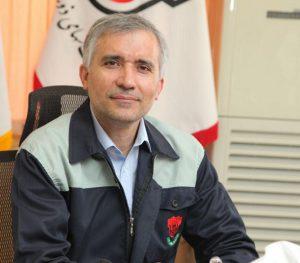 منصور یزدی زاده - مدیر عامل ذوب آهن اصفهان