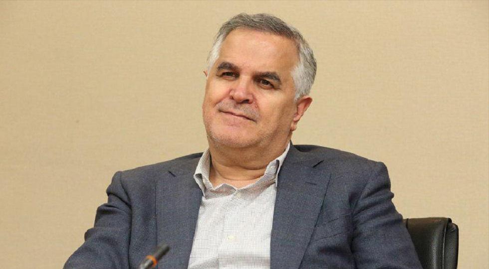 عباس نعیمی قائم مقام ایمیدرو