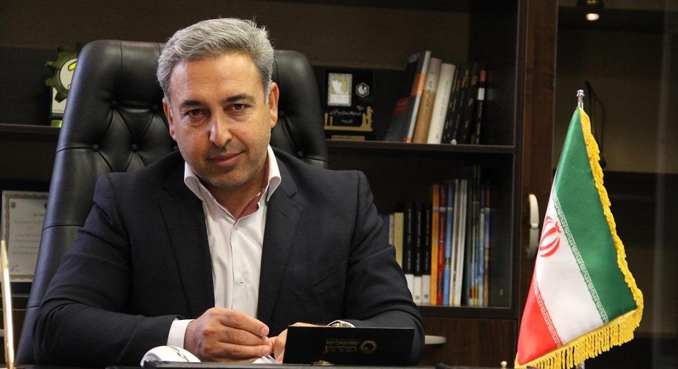 محمد محیاپور، مدیرعامل شرکت توسعه آهن و فولاد گلگهر