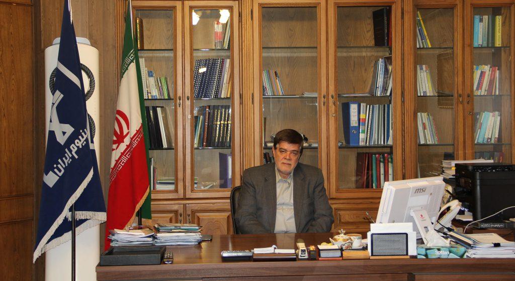 احمد مجیدی، مدیرعامل شرکت آلومینیوم ایران