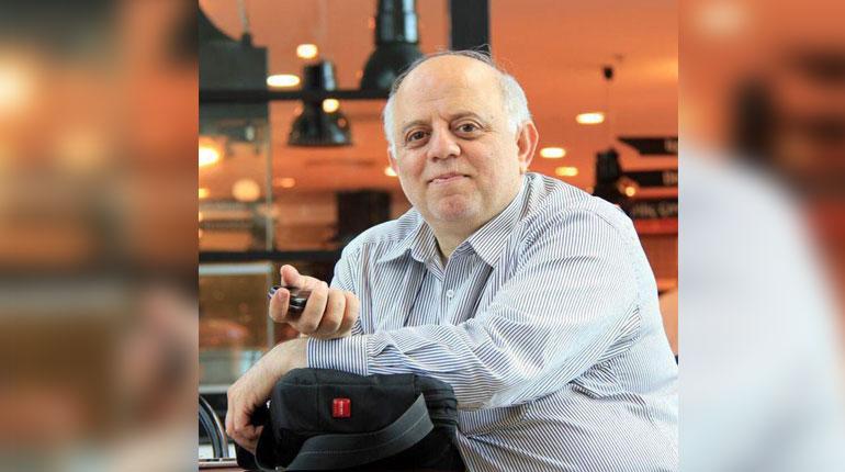 مسعود عسکری، استاد دانشگاه شریف