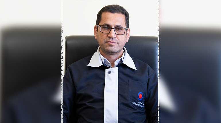 دکتر موسی محمدی مدیر فنی، مهندسی و کنترل پروژه شرکت سنگآهن گهرزمین