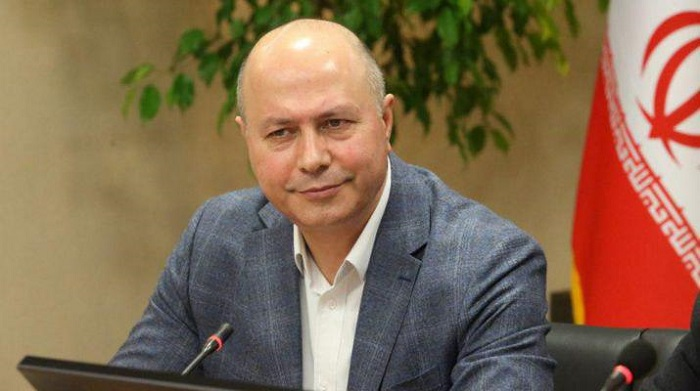 بهرام شکوری رئیس کمیسیون معادن و صنایع معدنی اتاق بازرگانی ایران