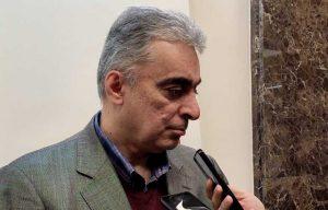 دکتر اردشیر سعد محمدی، مدیرعامل شرکت ملی مس