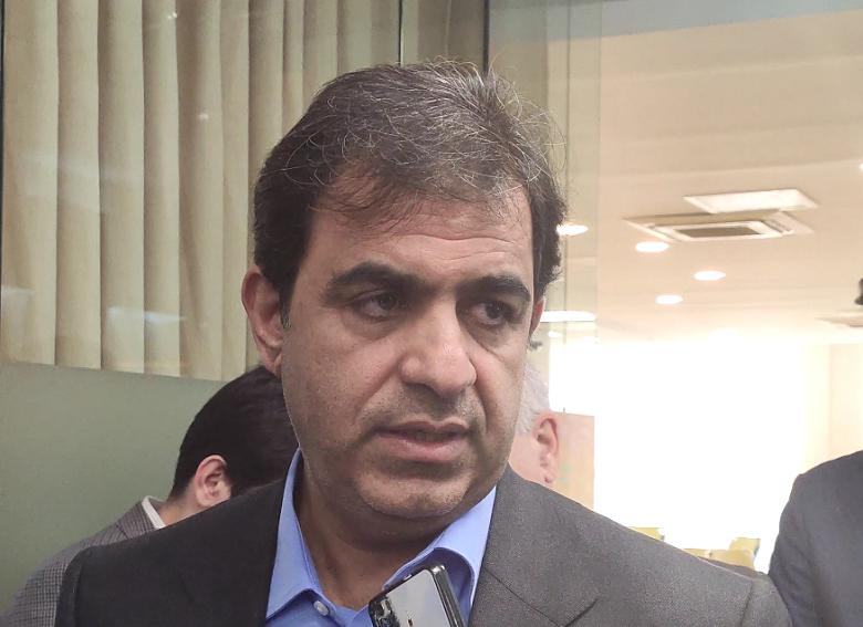دکتر خداداد غریب پور، رئیس هیئت عامل ایمیدرو