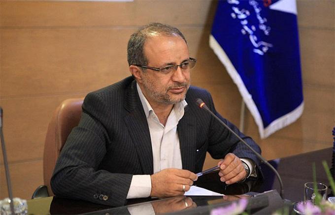 وجیه اله جعفری مدیرعامل شرکت تهیه و تولید مواد معدنی ایران