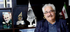 معارفه رسمی ناصر تقی زاده، مدیر عامل جدید چادرملو در ایمیدرو