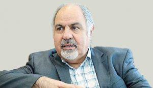 ابراهیم جمیلی، مدیرعامل گروه صنعتی و معدنی زرین و رئیس خانه اقتصاد ایران