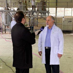شرکت دانش بنیان زرین شیمی گستر خاورمیانه