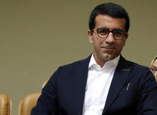 سجاد غرقی نایب رییس کمیسیون معدن و صنایع معدنی اتاق بازرگانی ایران