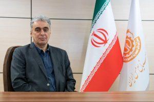 اردشیر سعدمحمدی مدیرعامل شرکت ملی مس
