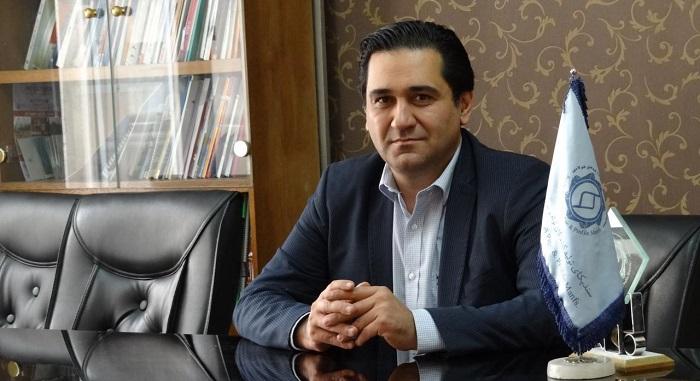مهدی ملک ثابت نایب رئیس هیئت مدیره سندیکای لوله و پروفیل