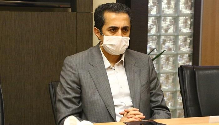 محمد آقاجانلو معاون طرح های توسعه معدن و صنایع معدنی ایمیدرو