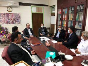 جلسه تخصصی فعال سازی معادن کرومیت در سیستان