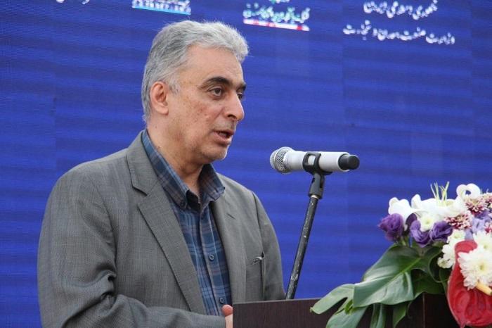 دکتر اردشیر سعدمحمدی مدیرعامل شرکت مس