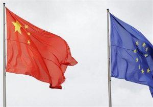 چین و اتحادیه اروپا