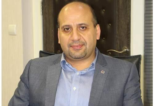 سید رضا شهرستانی عضو هیئت مدیره انجمن تولیدکنندگان فولاد ایران