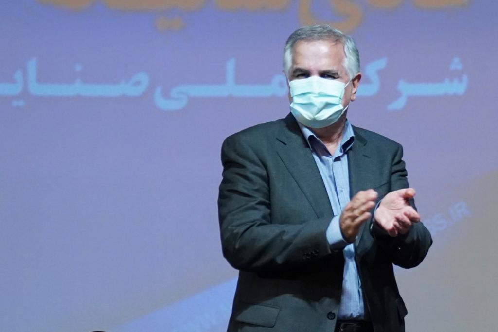 عباس نعیمی قائم مقام رئیس هیئت عامل ایمیدرو