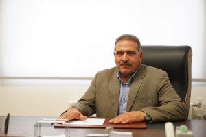 محمد خوشبین مدیرعامل شرکت صنعتی و معدنی آریاناران