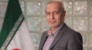 بهزاد کرمی معاون بازاریابی و فروش ذوب آهن اصفهان