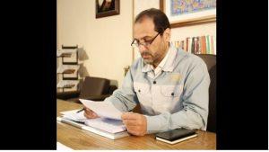 ایرج ترابی مدیر روابط عمومی فولاد مبارکه اصفهان