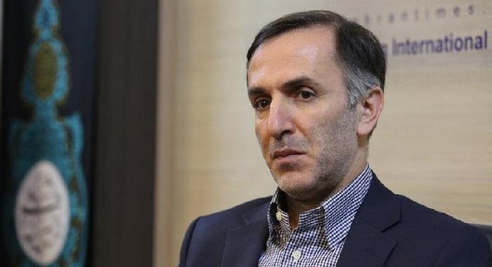 رئیس سازمان توسعه تجارت ایران حمید زادبوم