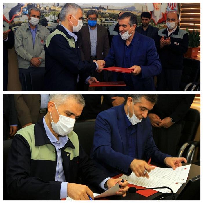 منصور یزدی زاده مدیرعامل ذوب آهن اصفهان