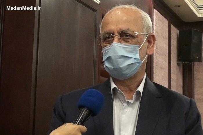 عزت الله اکبری تالارپشتی، رئیس کمیسیون صنایع و معادن مجلس