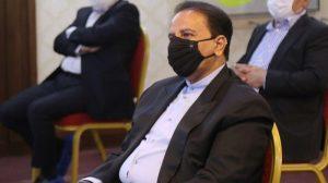 مهدی جهانگیری رئیس گروه مالی گردشگری