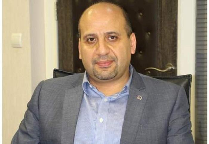 سیدرضا شهرستانی عضو هیئت مدیره انجمن تولیدکنندگان فولاد ایران