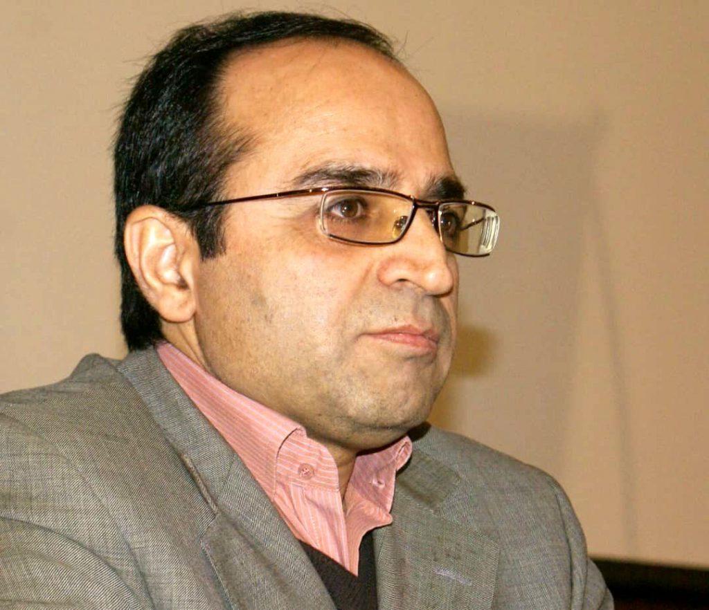 مرتضی علی اکبری مدیرعامل تجلی توسعه معادن و فلزات