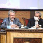 وزیر صمت در نشست هیات نمایندگان اتاق ایران: رابطه افزایش دلار با قیمت فولاد قطع شده است