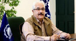 ناصر تقی زاده مدیرعامل شرکت معدنی و صنعتی چادرملو
